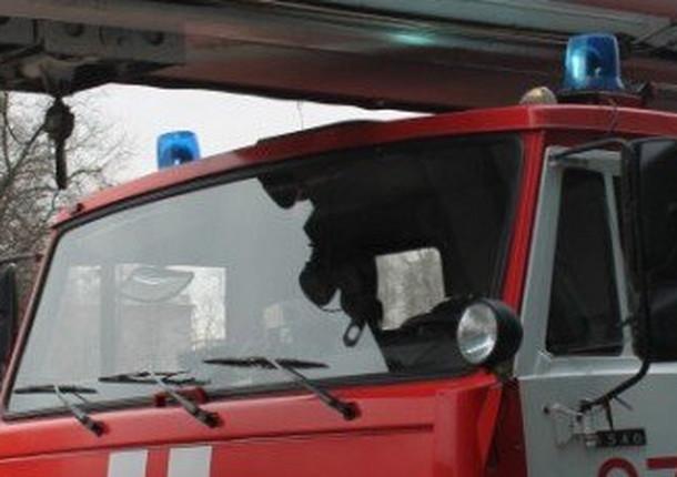 В Люберцах борются с пожарами