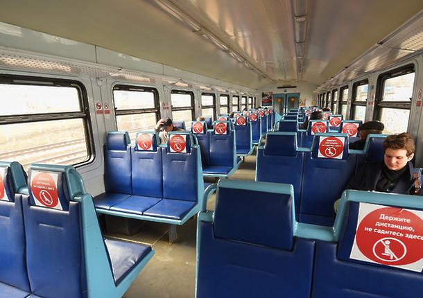 Общественный Транспорт Подмосковья 9–11 мая перевез около 2 000 000 пассажиров