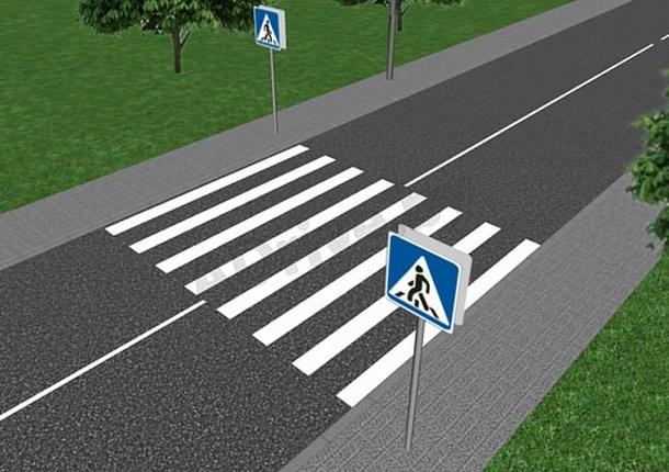 Пешеходные переходы в Люберцах хотят сделать светлее