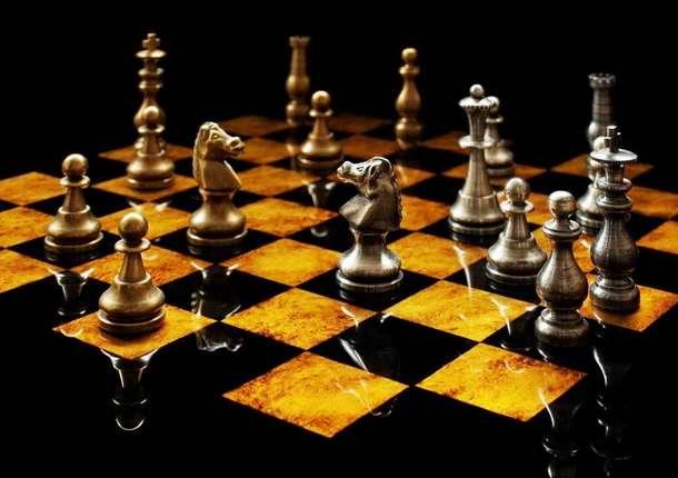 Турнир по быстрым шахматам провели в Люберцах