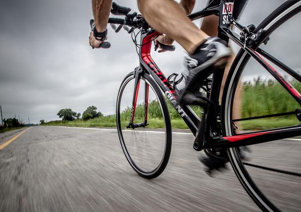 В Люберцах соревновались велосипедисты